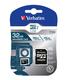 Verbatim 32GB Pro U3 microSDHC 32Go MicroSDHC UHS Classe 10 mémoire