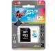 Silicon Power 128GB MicroSD 128Go MicroSD UHS-I Classe 10 mémoire flash