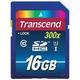 Transcend 16GB SDHC Class 10 UHS-I 16Go SDHC Classe 10 mémoire flash
