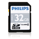 Philips Cartes SD FM32SD35B/10 mémoire flash