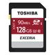 Toshiba EXCERIA N302 N302 SDXC 128GB 128Go SDXC UHS-I Classe 10