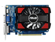 Asus 90YV06K0-M0NA00 GeForce GT 730 2Go GDDR3 carte graphique