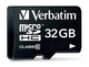 Verbatim 32GB microSDHC 32Go MicroSDHC Classe 10 mémoire flash