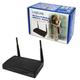 LogiLink WL0067 Fast Ethernet Noir routeur sans fil
