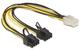 Delock 83433 câble électrique