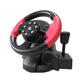 GEM STR-MV-02 gouvernaille PC,Playstation 2 Noir, Rouge