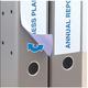 Herma 10168 Bleu Imprimante d'étiquette adhésive étiquette à