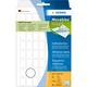 Herma 10603 Blanc 1792pièce(s) étiquette auto-collante