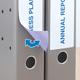 Herma 10185 Blanc Imprimante d'étiquette adhésive étiquette à