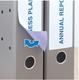 Herma 10160 Blanc Imprimante d'étiquette adhésive étiquette à