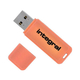 Integral Neon USB3.0 64GB 64Go USB 3.0 (3.1 Gen 1) Type A Orange
