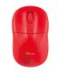 Trust 20787 RF sans fil Optique 1600DPI Ambidextre Rouge souris