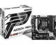 Asrock AB350M Pro4 AMD B350 Socket AM4 Micro ATX carte mère