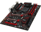 MSI X370 GAMING PLUS AMD X370 Socket AM4 ATX carte mère