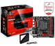 Asrock Fatal1ty X370 Gaming-ITX/ac AMD X370 Socket AM4 Mini ITX
