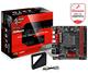 Asrock Fatal1ty X370 Gaming-ITX/ac AMD X370 Socket AM4 Mini ITX