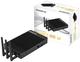 Gigabyte GB-EAPD-4200 BGA 1296 1.10GHz N4200 0,46L mini PC Noir