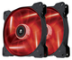 Corsair Air SP140 LED Twin Pack Boitier PC Ventilateur