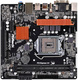 Asrock H110M-HDV R3.0 Intel H110 LGA 1151 (Socket H4) Micro ATX