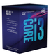 Intel Core ® ™ i3-8100 Processor (6M Cache, 3.60 GHz) 3.6GHz