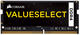 Corsair ValueSelect CMSO4GX4M1A2133C15 4Go DDR4 2133MHz module de