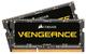 Corsair Vengeance CMSX16GX3M2C1866C11 16Go DDR3L 1866MHz module de