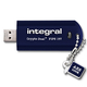 Integral 64GB USB 64Go Bleu lecteur USB flash