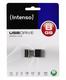 Intenso 8GB Micro Line 8Go USB 2.0 Type A Noir lecteur USB flash
