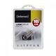 Intenso 16GB Basic USB2.0 16Go USB 2.0 Type A Noir, Argent lecteur