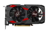 nVidia Geforce - PCI-E Asus CERBERUS-GTX1050TI-O4G GeForce GTX 1050 Ti 4Go GDDR5 - 104451