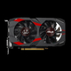 nVidia Geforce - PCI-E Asus CERBERUS-GTX1050TI-O4G GeForce GTX 1050 Ti 4Go GDDR5 - 104454