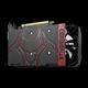 nVidia Geforce - PCI-E Asus CERBERUS-GTX1050TI-O4G GeForce GTX 1050 Ti 4Go GDDR5 - 104459