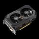 nVidia Geforce - PCI-E Asus TUF-GTX1660-O6G-GAMING GeForce GTX 1660 6 Go GDDR5 - 114033