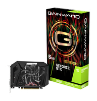 nVidia Geforce - PCI-E Gainward 426018336-4382 GeForce GTX 1660 6 Go GDDR5 - 114061