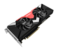 nVidia Geforce - PCI-E Palit NE62080T20P2-180A carte graphique GeForce RTX 2080 8 Go - 113594